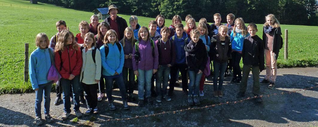 Schullandheim realschule lenningen for Sonthofen schwimmbad